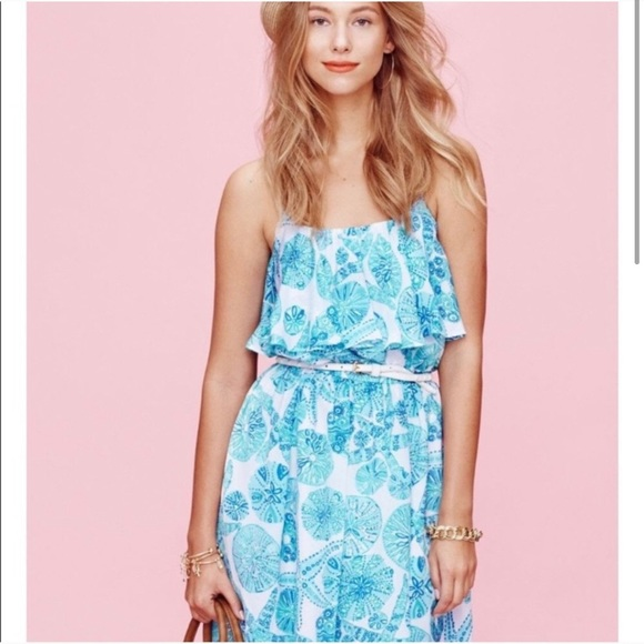 Lilly Pulitzer sea urchin dress, Lilly Pulitzer